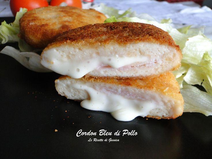 cordon bleu prosciutto formaggio con bimby
