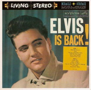 "Elvis Presley's 1960 ""Elvis Is Back"" Recording Sessions"