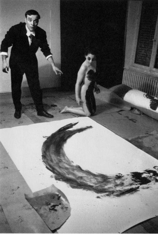 Yves Klein #GISSLER #interiordesign