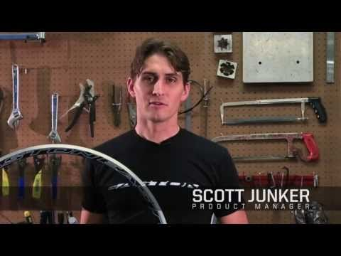Easton Cycling: How to Install a Certified Road Tubeless Tire - YouTube