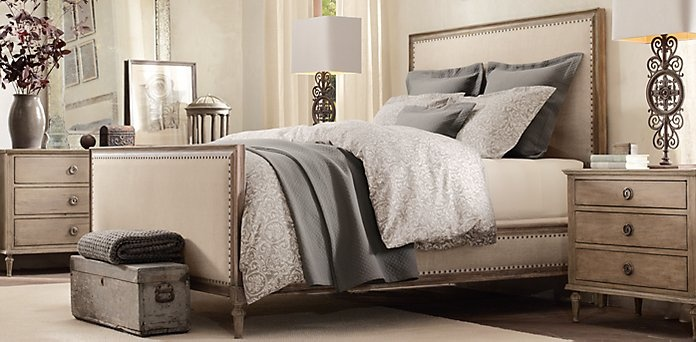169 best images about restoration hardware on pinterest - Restoration hardware bedroom furniture ...