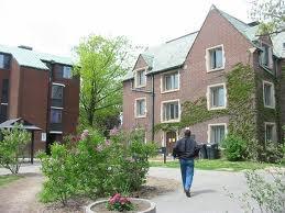 Matthews Hall and Wallingford Hall Residences