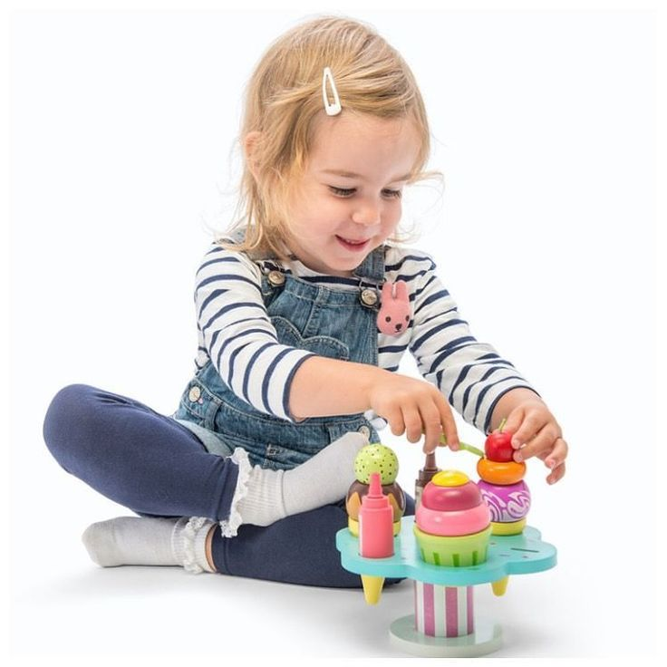 30% Off Storewide. Code: STYLISHKIDS Gelato anyone? This wooden toy set from Le Toy Van is sure to be a hot favourite!