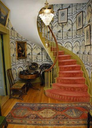 Velvet Stairs