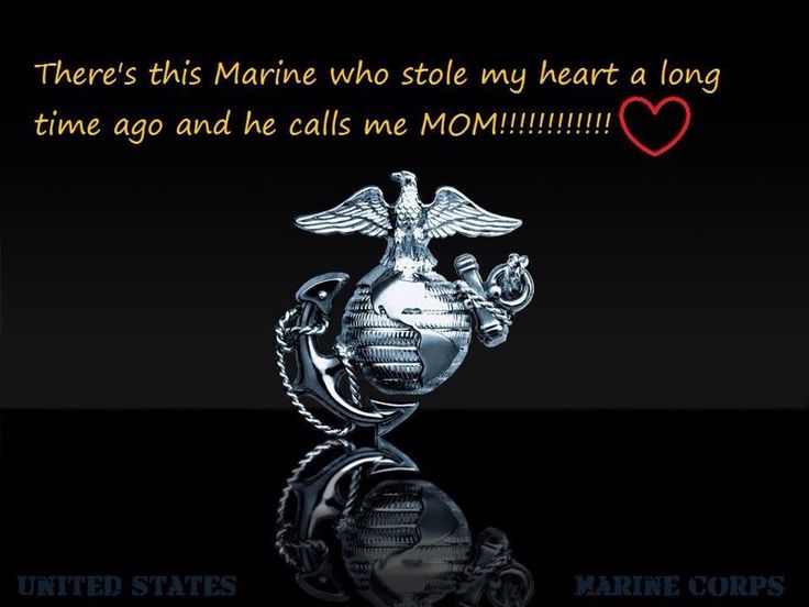 Marine mom and proud :)