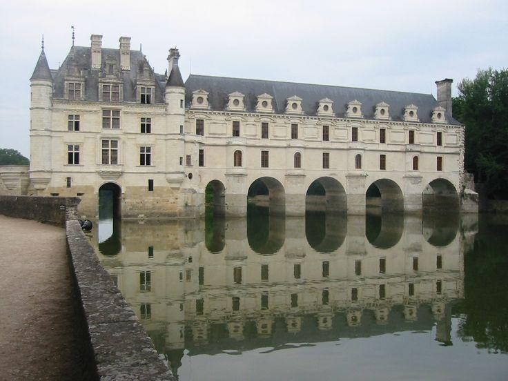 Castillo de Chenonceaux, Loira, Francia