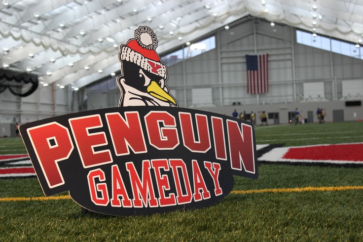 Penguin Gameday at the WATTS on the campus of Youngstown