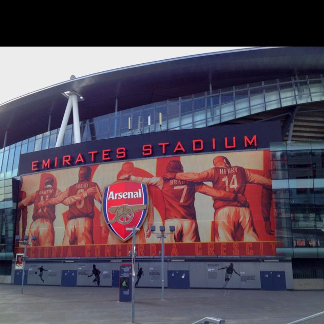 Emirates Stadium - Arsenal.