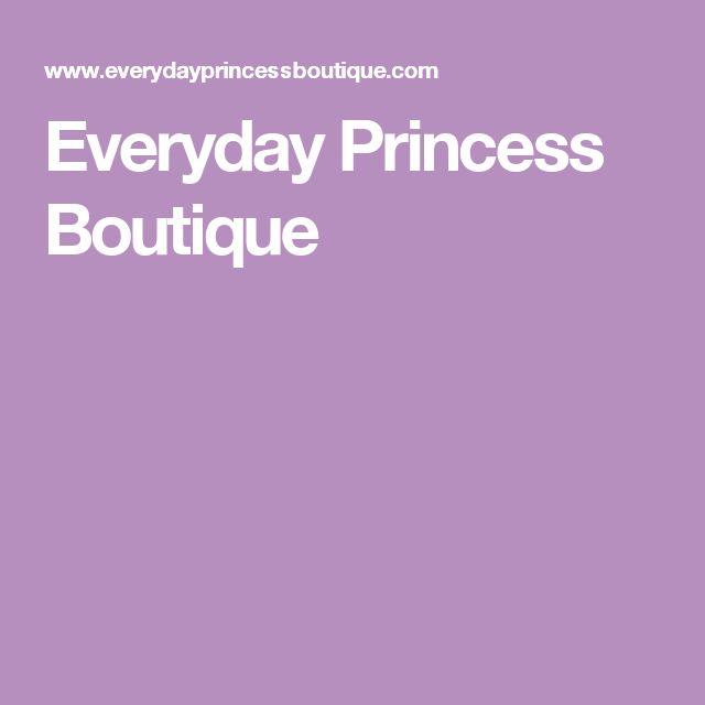 Everyday Princess Boutique