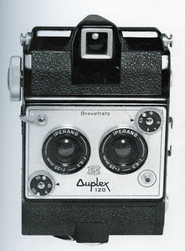 detroit publishing company: Stereo Camera Vogue