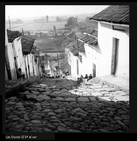 Las Cruces. Calle3. Archivo Nacional.