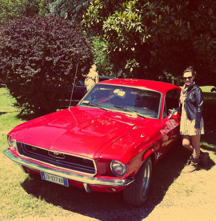 Mustang time