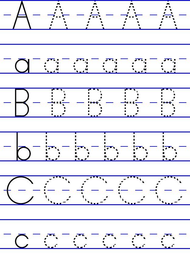Best 25+ Abc tracing ideas on Pinterest   Writing alphabet ...