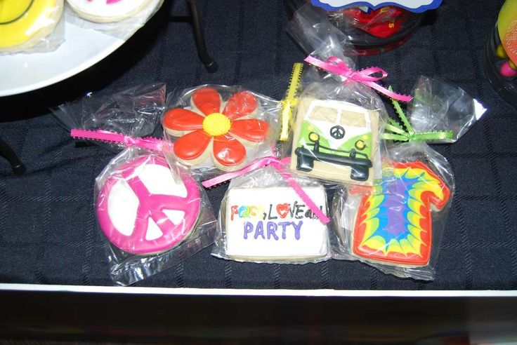hippie Birthday Party Ideas   Photo 1 of 11   Catch My Party