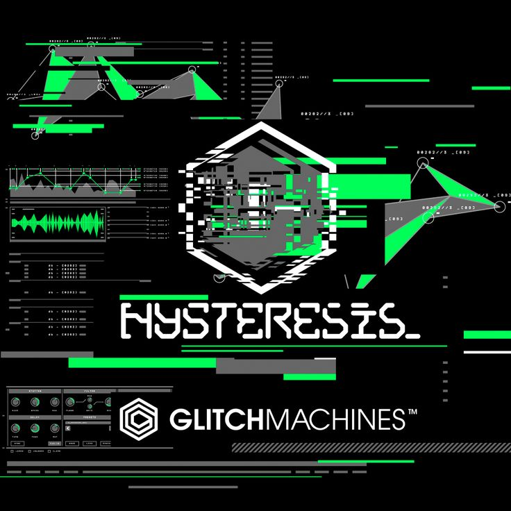 HYSTERESIS is a FREE glitch delay plugin geared toward creating robotic artifacts and abstract musical malfunctions.