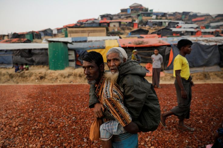 Myanmar and Bangladesh Are About to Return Rohingya Refugees. Rights Groups Say It's Too Soon