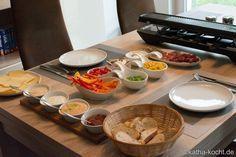 Raclette Saucen und ein paar Ideen – susanne specht   – sRaclette