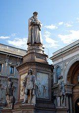 Monumento a Leonardo