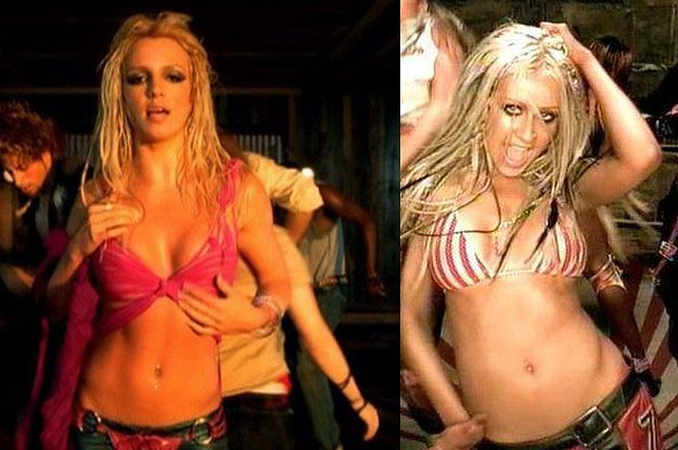 Are You More Britney Spears Or Christina Aguilera?