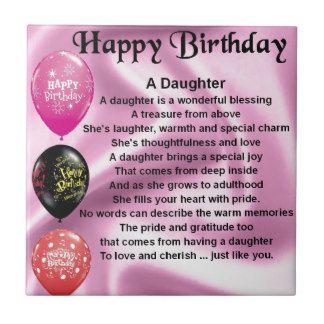 Happy Birthday Adult Daughter | Happy Birthday Step Daughter Poems