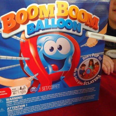 Creating Communicators: Boom Boom Balloon