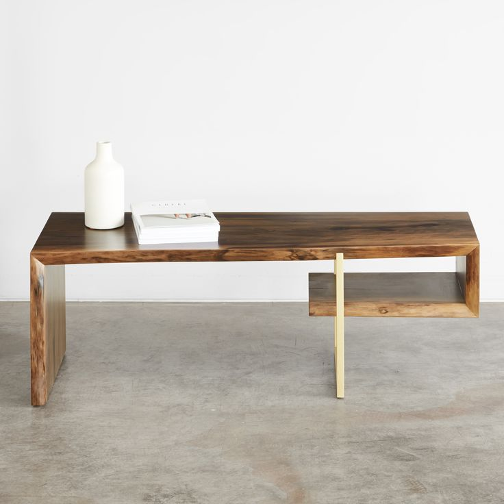 Sweet Gum Coffee Table Urbanhardwoods Salvaged Sustainable Furniture Design