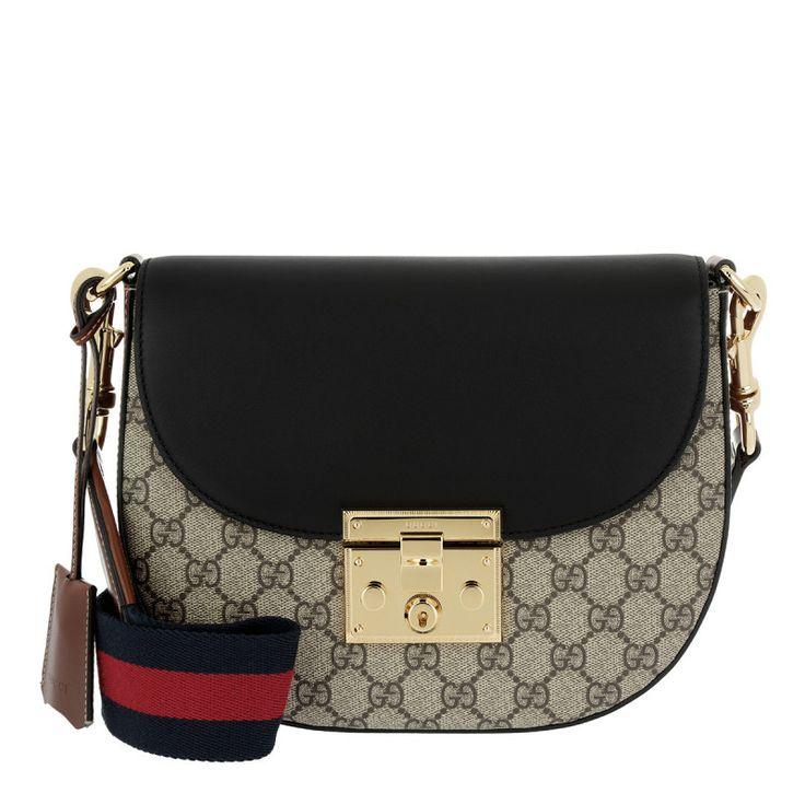 Wir haben Gucci Tasche - Padlock Crossbody Bag GG Supreme Ebony - in braun - Umhängetasche für Damen auf unsere Seite gepostet. Schaut euch an, was es sonst noch von Gucci gibt.