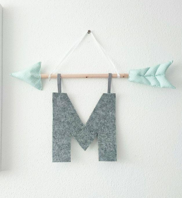 Megacooler und moderner Wandbehang für das Kinder…
