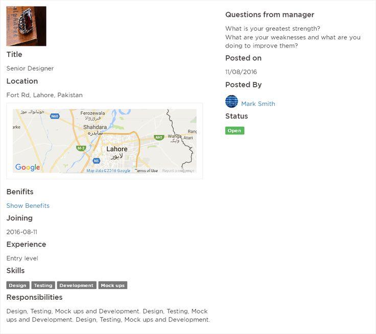 Test Job Go To Job Posthttps\/\/intropulse\/candidate\/profile - job test