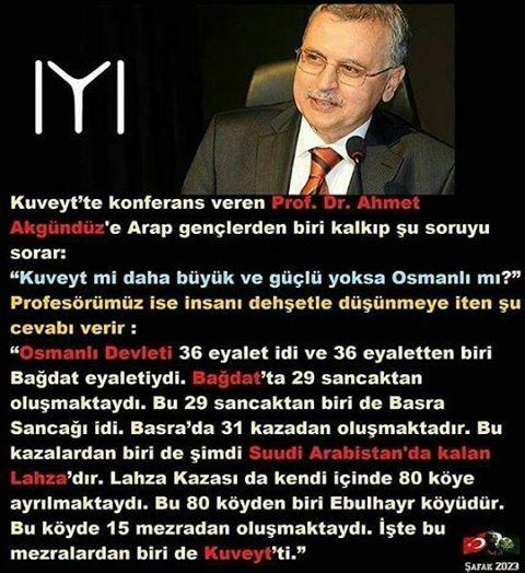 Kuveyt mi daha güçlü yoksa Osmanlı mı? (!) #OsmanlıDevleti