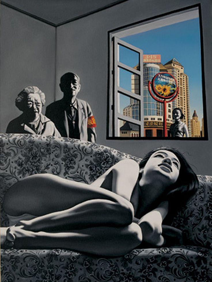 Contemporary Chinese Art - Zhong Biao