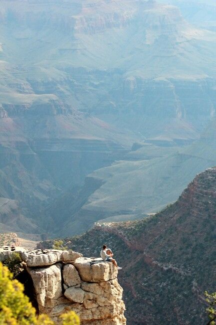 During a roadtrip in Grand Canyon USA