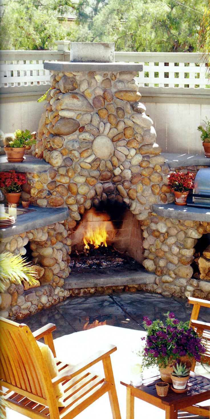 11 best outdoor fireplaces images on pinterest outdoor