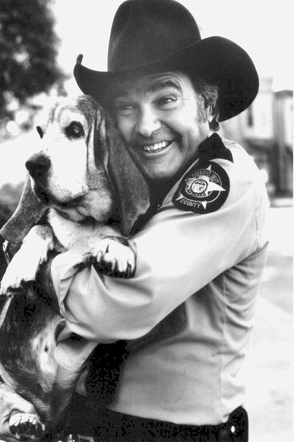 James Best passed away April 6th...Sheriff Roscoe P. Coltrane on The Dukes of Hazzard.  He was a huge part of my childhood and a class act.  He was 88.  We lost a good one...