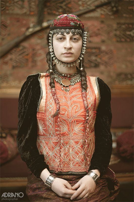 Traditional Armenian Dress/Costume