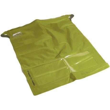 Hyalite Equipment Pneumo Zip Compression Dry Bag - Jumbo in Tender Shoots