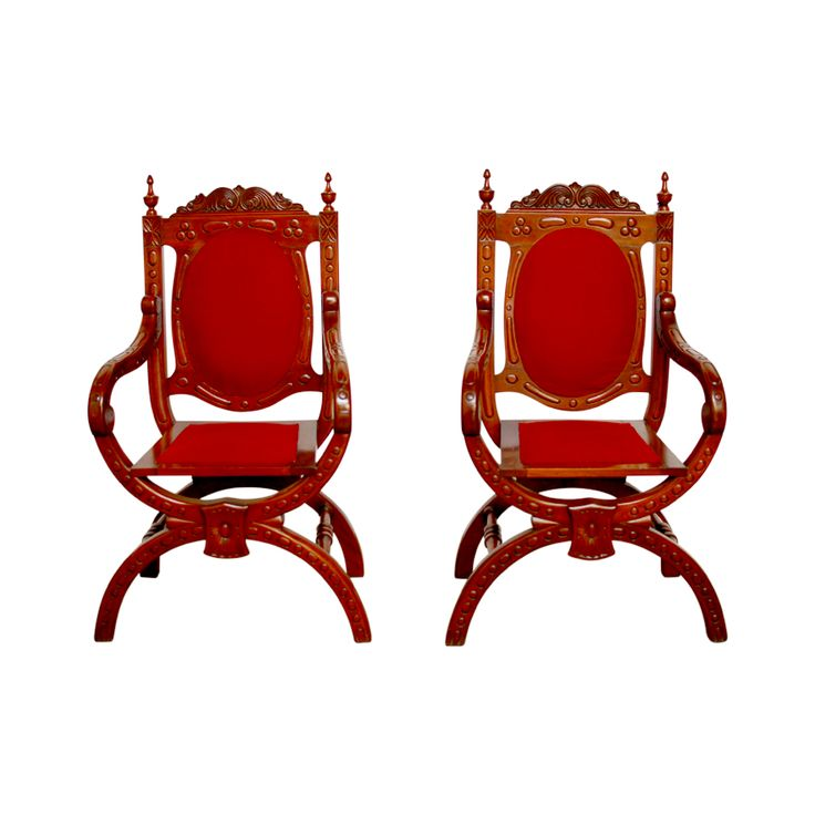 Savonarola Dante Chairs