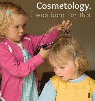 Can you recall the moment you knew you were born to be a #HairStylist? #cosmetology #hairdresser