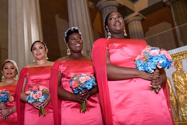 Wonder Women - Bridal Bliss: Amine and Michaela Mixed Cultures to Create Wedding Magic In Nashville