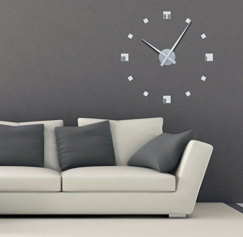 31 best Wanduhren images on Pinterest Clocks, Decoration and House - wanduhren modern