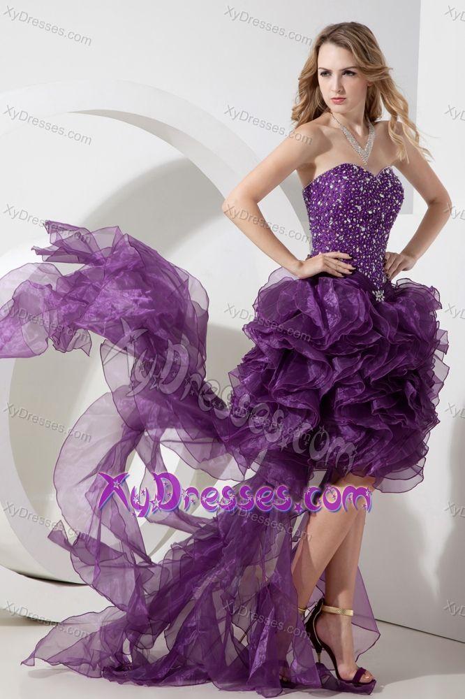 Mejores 8 imágenes de Semi-formal Dresses for Prom Court en ...