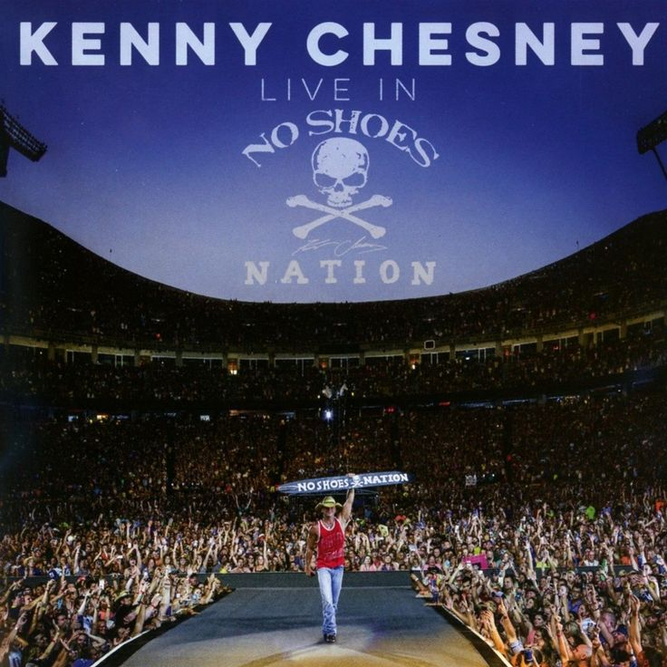 Kenny Chesney - Live in No Shoes Nation - Amazon.com Music | @giftryapp