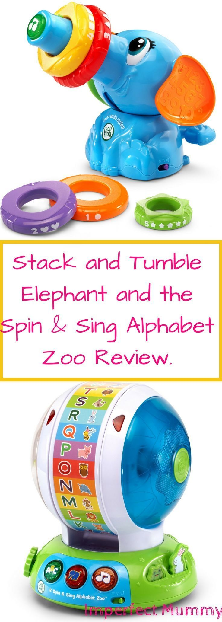 Two Fantastic New Toddler Learning Toys From Leapfrog ...