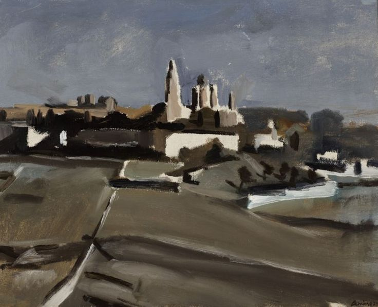 Slideshow:David Bomberg at Towner Art Gallery by Samuel Spencer (image 1) - BLOUIN ARTINFO, The Premier Global Online Destination for Art and Culture | BLOUIN ARTINFO