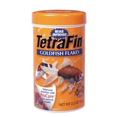 AQUATICS - FISH FOOD/FEEDERS - TETRAFIN GOLDFISH FOOD - 1 OZ - UPG-TETRA (DALEVILLE) - UPC: 46798771265 - DEPT: AQUATIC PRODUCTS