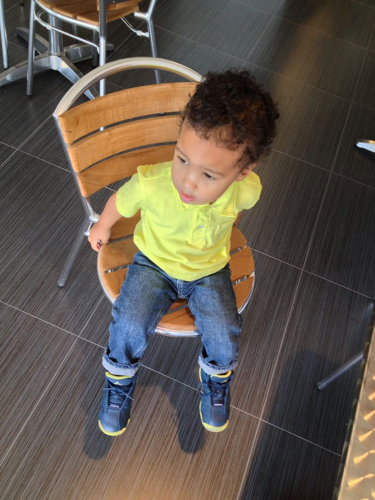 Tee - Circo Target Jeans - Levi's  Shoes - Jordan Squadron 13's Champs