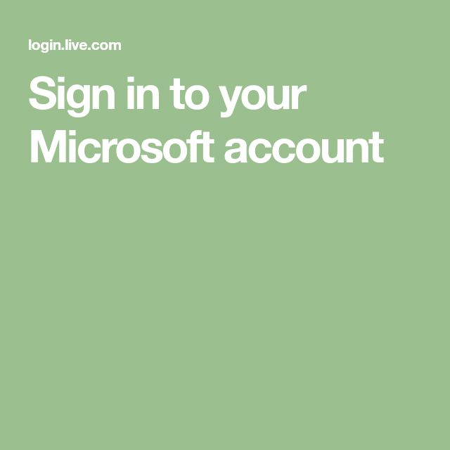 Sign in to your Microsoft account | for blog | Microsoft