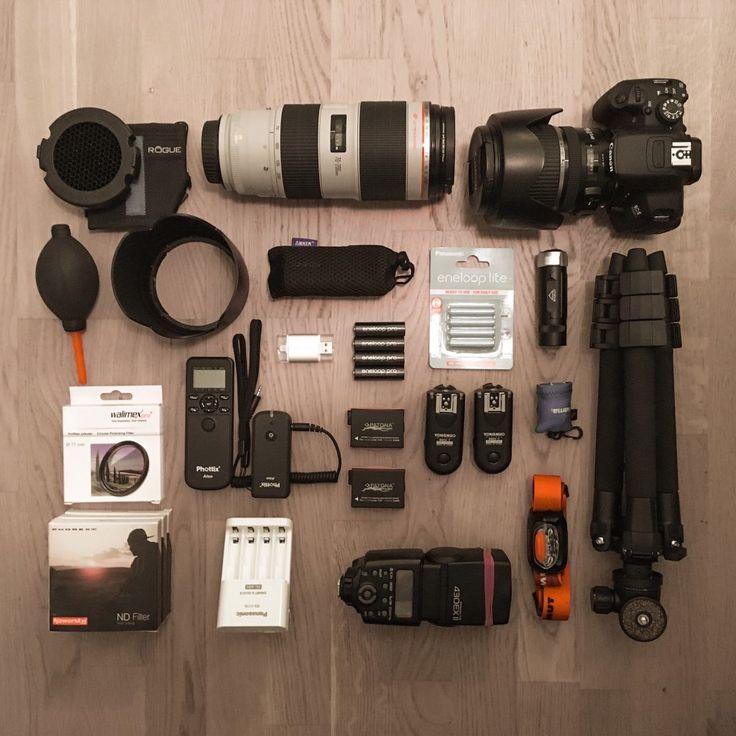 Mit der Kamera entlang Englands Südküste – welche Ausrüstung man einpacken sollte