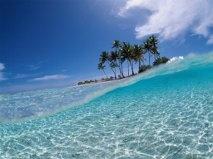 clear water, clear head.
