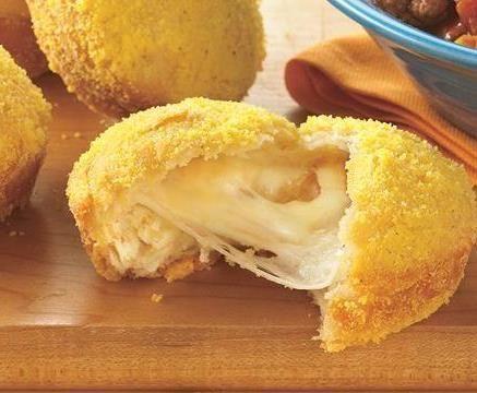 Cheesy Surprise Cornbread Biscuits | Recipe | Cornbread, Biscuits and ...